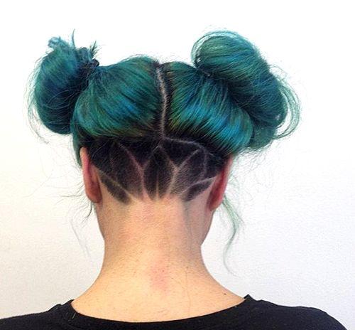 la moda en tu cabello cortes de