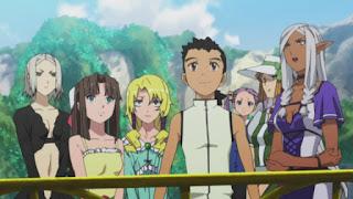 جميع حلقات انمي Isekai no Seikishi Monogatari مترجم عدة روابط