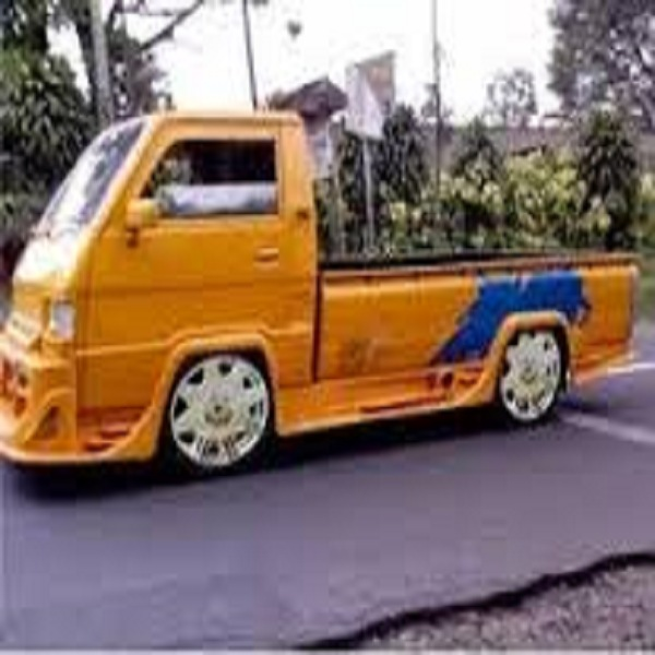 Modifikasi Mobil Pick Up Ceper