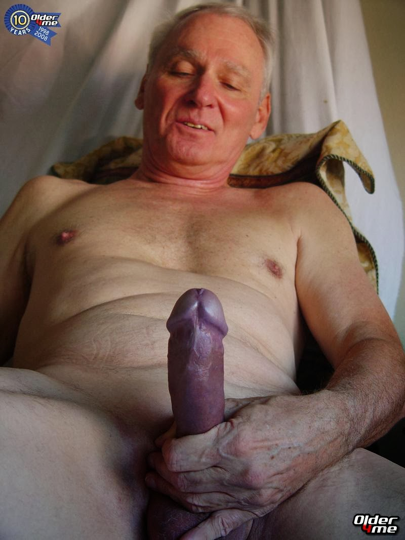 photos of old nude men