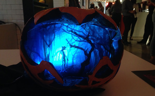 Coolest 'Stranger Things' Pumpkin You'll See This Halloween