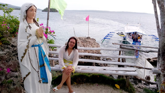 Wishing Islet, Samal Island