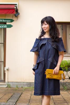 Big Ruffle Dress Pattern
