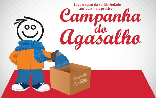 Fundo Social de Cajobi recolherá doações para a Campanha do Agasalho