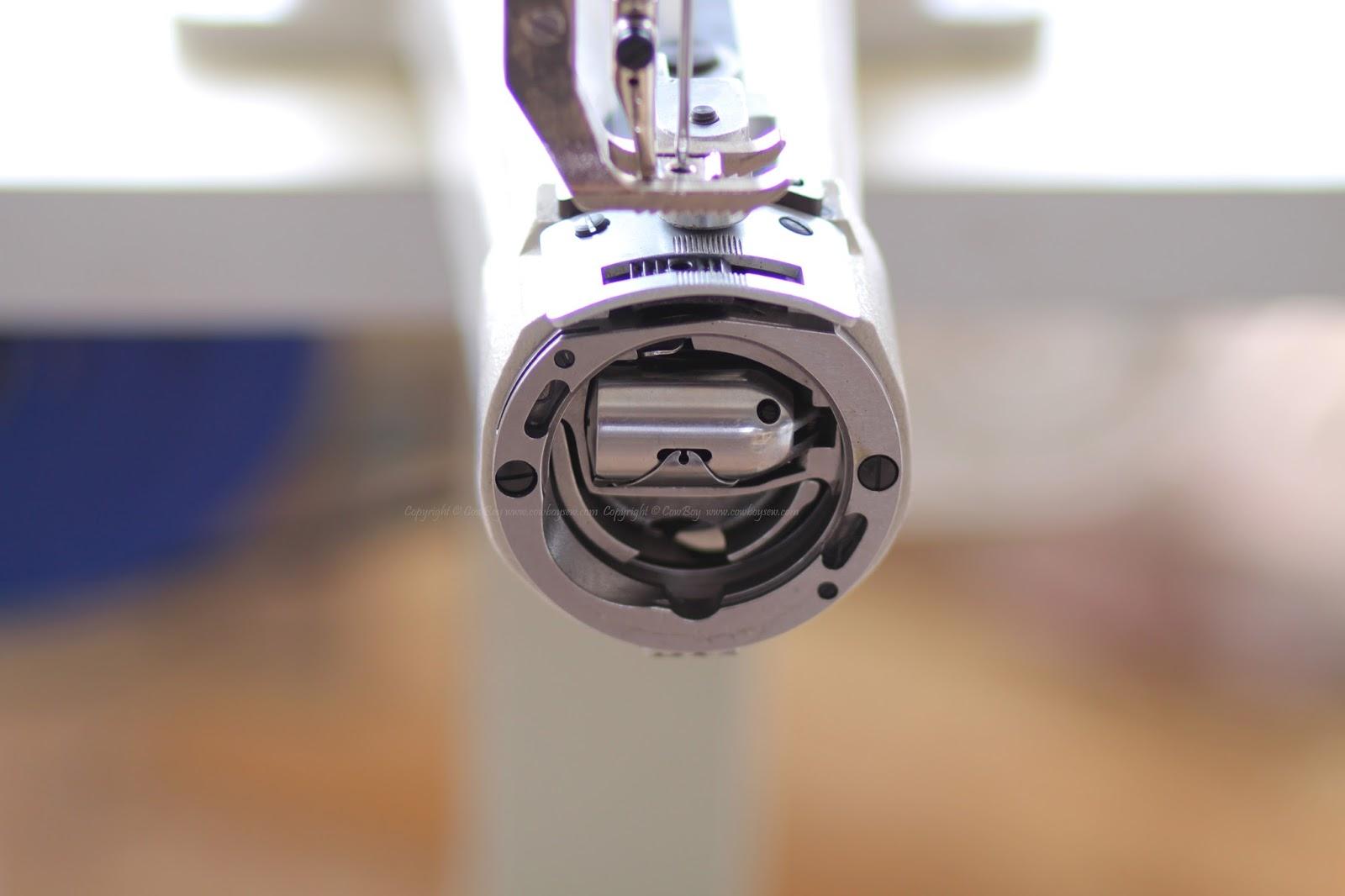 harness sewing machine