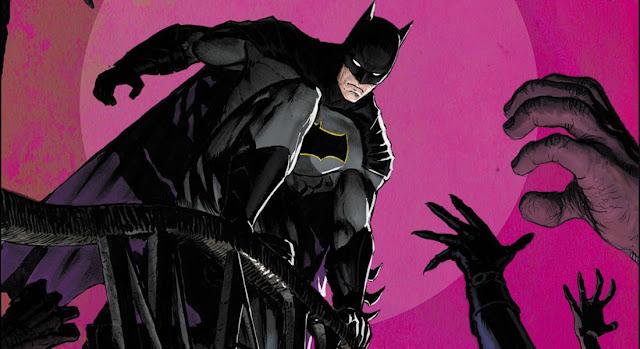 Na nova série de quadrinhos escrita por Tom King, Batman recrutará os piores vilões para formar uma equipe que lute contra uma ameaça maior.