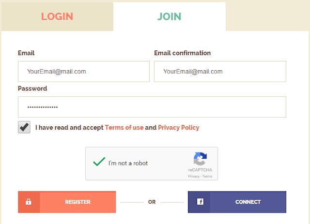 registration with shorte.st