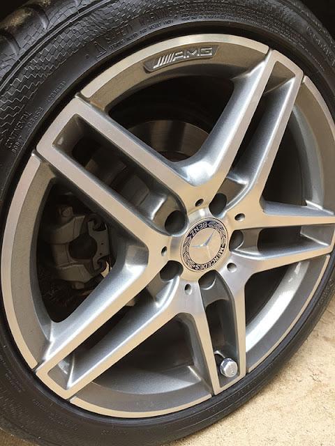 Cảm biến áp suất lốp Mercedes E250 AMG. Hotline: 0946578248