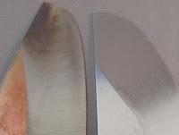 Polishing Steel Blades