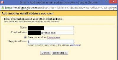 How to add another email to Gmail  add alias