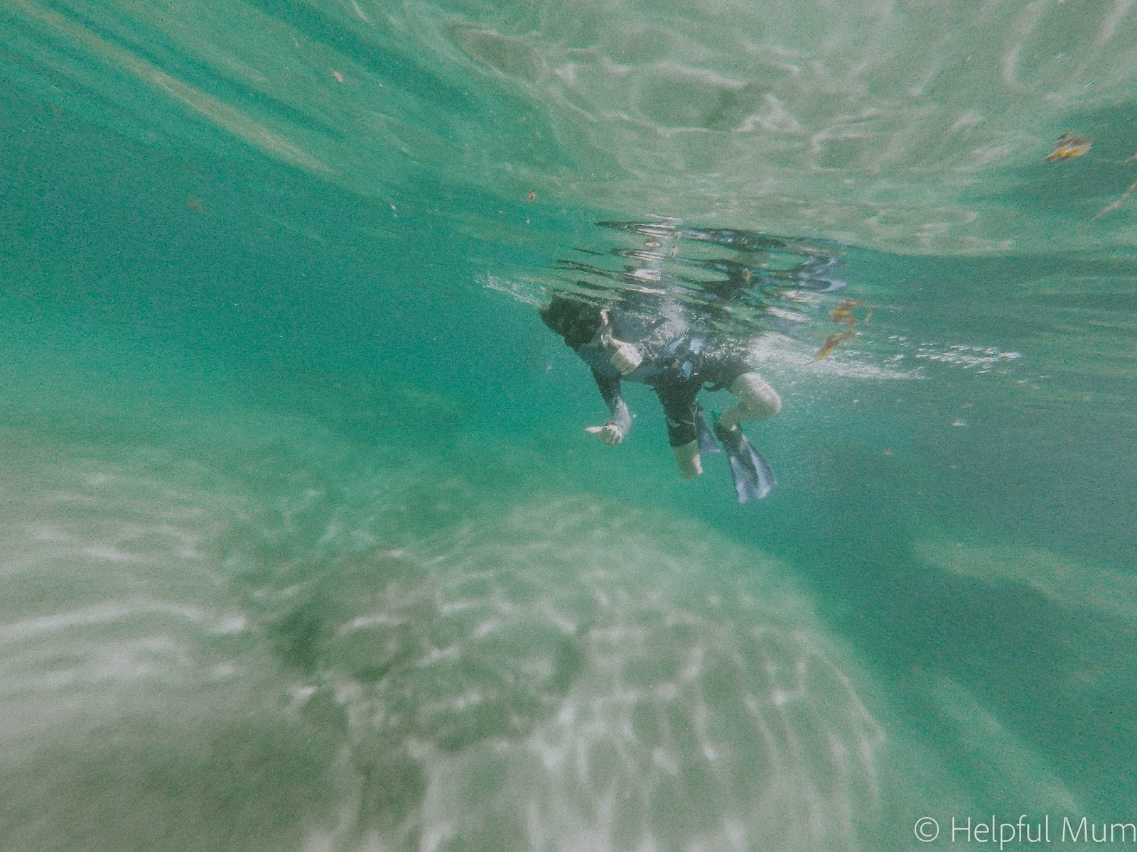 Snorkelling at Yal-Ku