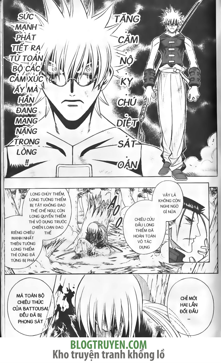 Rurouni Kenshin chap 245 trang 17