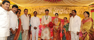 Narendra Chowdhary's Daughter Wedding Ceremony2