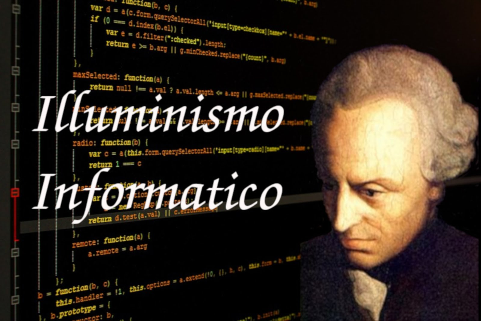 Canale youtube: Illuminismo informatico