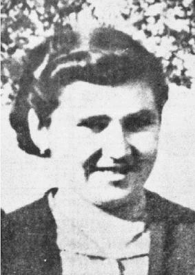 Η πρώτη γυναίκα που εκτελέστηκε στην Ελλάδα