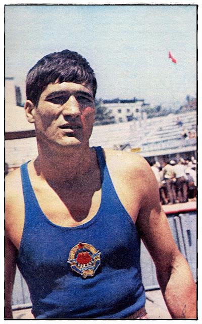 mate parlov olimpijske igre minhen 1972 boks zlatna medalja