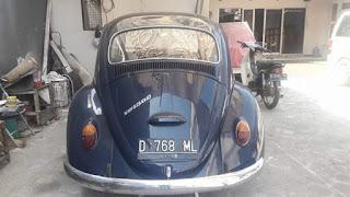 Jual VW Kodok 1300 thn 65 Balljoint nomer mesin asli