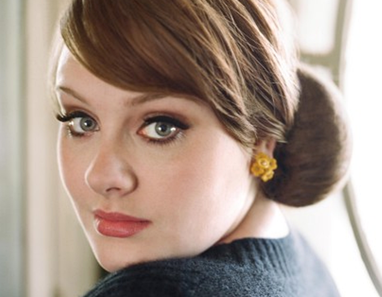 Maquiagens de festa para gordinhas Adele