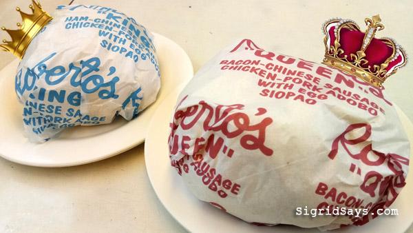 Roberto's Siopao - Iloilo restaurants