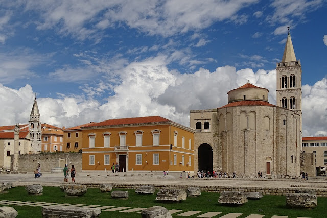 St Donatus Church: Zadar