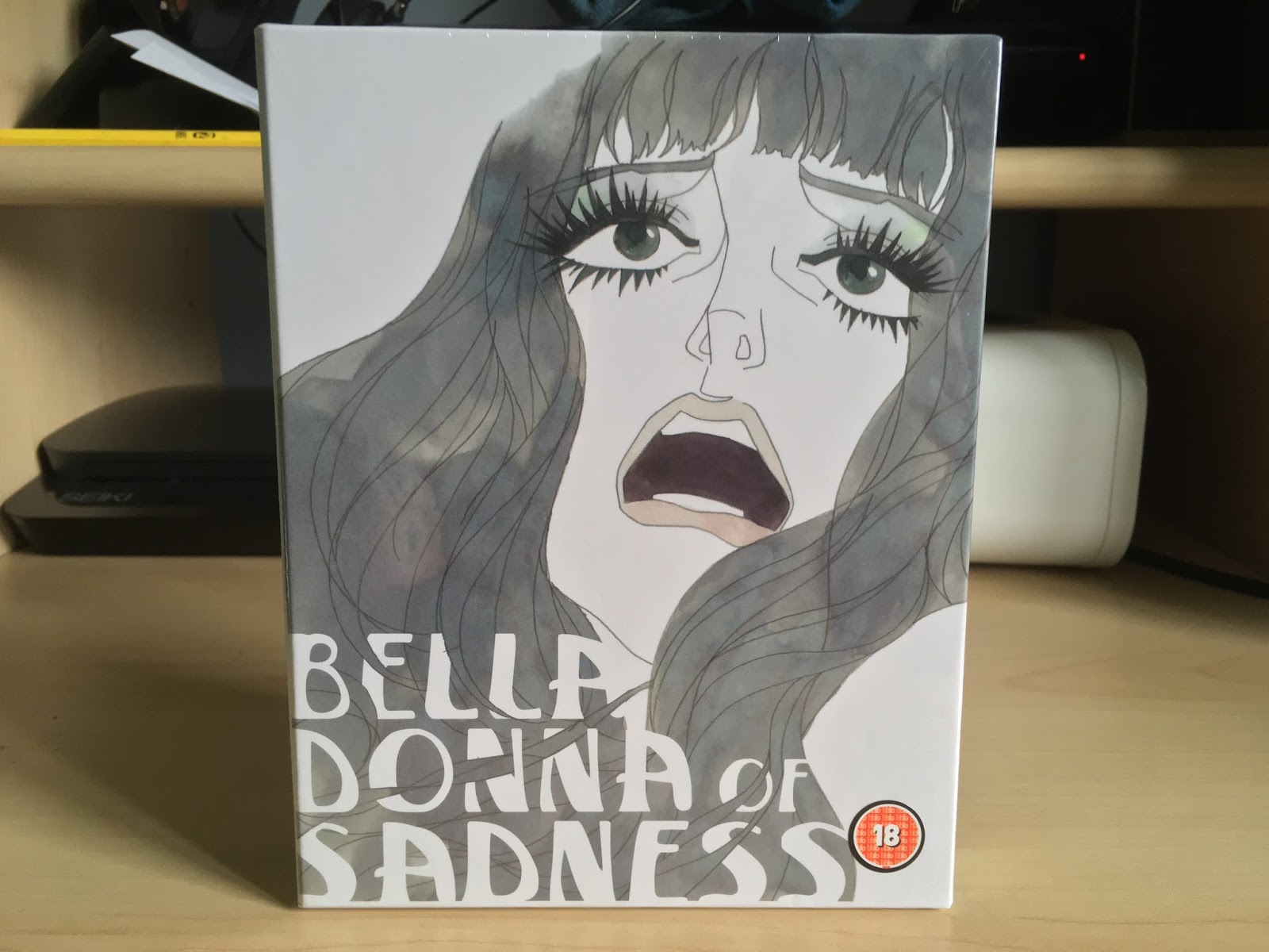 Unboxing Uk Belladonna Of Sadness Collectors Edition Blu Ray Tendencies Tshirt Punk Cokelat Tua S Nsfw