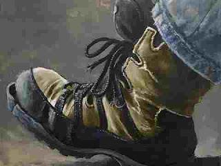 تفسير حذاء عليه غبار في المنام بالتفصيل