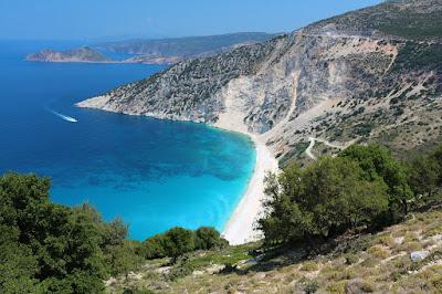 Plaże Kefalonia