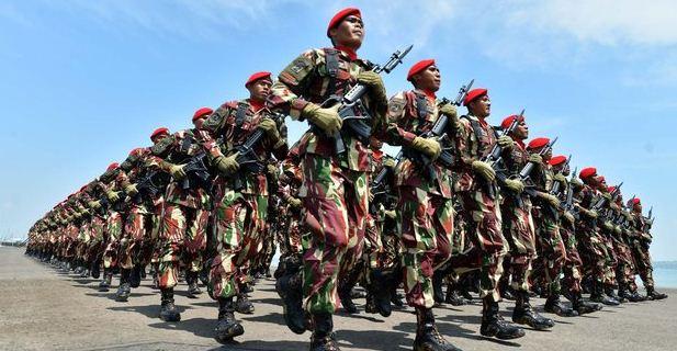 syarat tinggi badan TNI AL