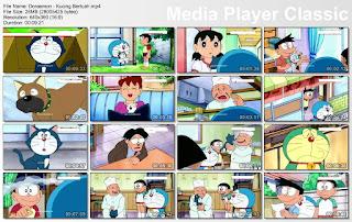 Film Kartun Doraemon - Kucing Bertuah