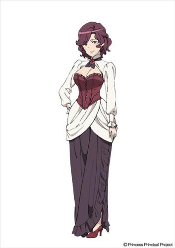 Miyuki Sawashiro como 7