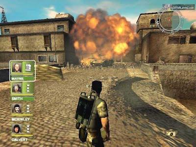 تنزيل لعبة Conflict Desert Storm