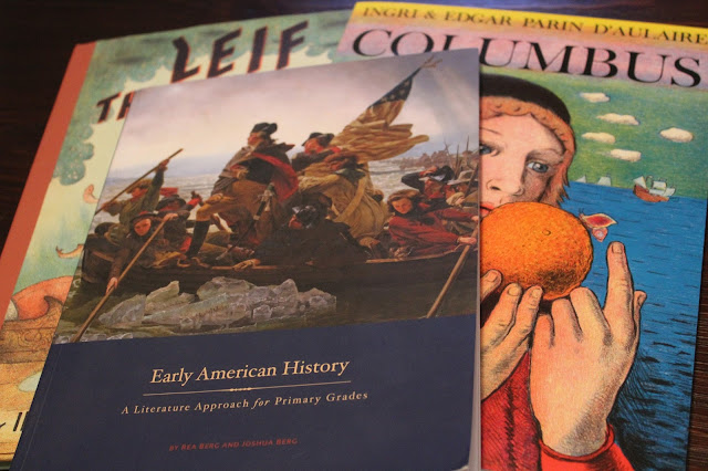 Beautiful Feet Books Early American History - Explorers