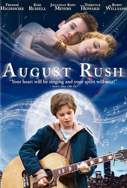 August Rush ภาพยนต์เกี่ยวกับดนตรี