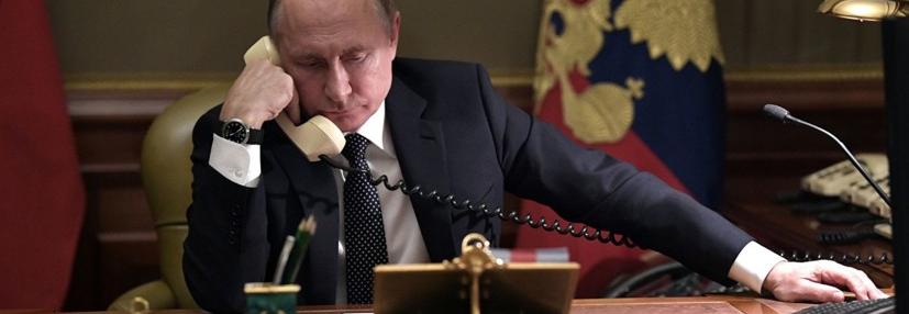 Оприлюднення стенограм розмов Зеленського з Путіним