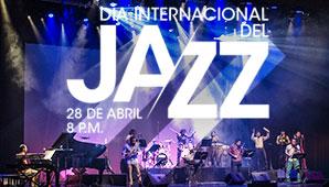 DIA INTERNACIONAL DEL JAZZ - Teatro Libre