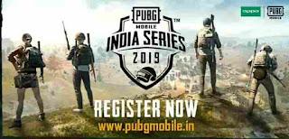PUBG Mobile India series tournament 2019
