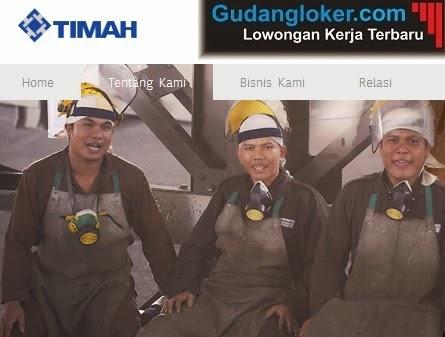 Lowongan Kerja BUMN Timah Persero