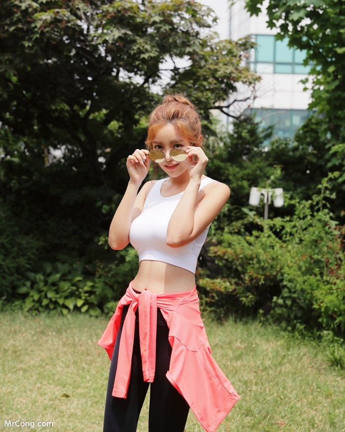 Image Korean-Model-Jin-Hee-MrCong.com-018 in post Người đẹp Jin Hee trong bộ ảnh nội y và thời trang gym tháng 10/2017 (357 ảnh)