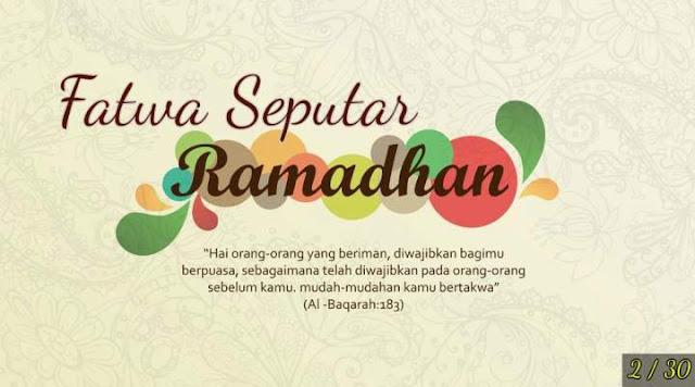 Ustadz Abdul Somad, menjawab spesial Ramadhan