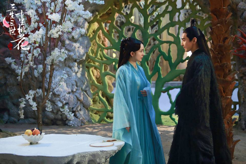 Drama Review: Ten Miles of Peach Blossoms - DramaPanda