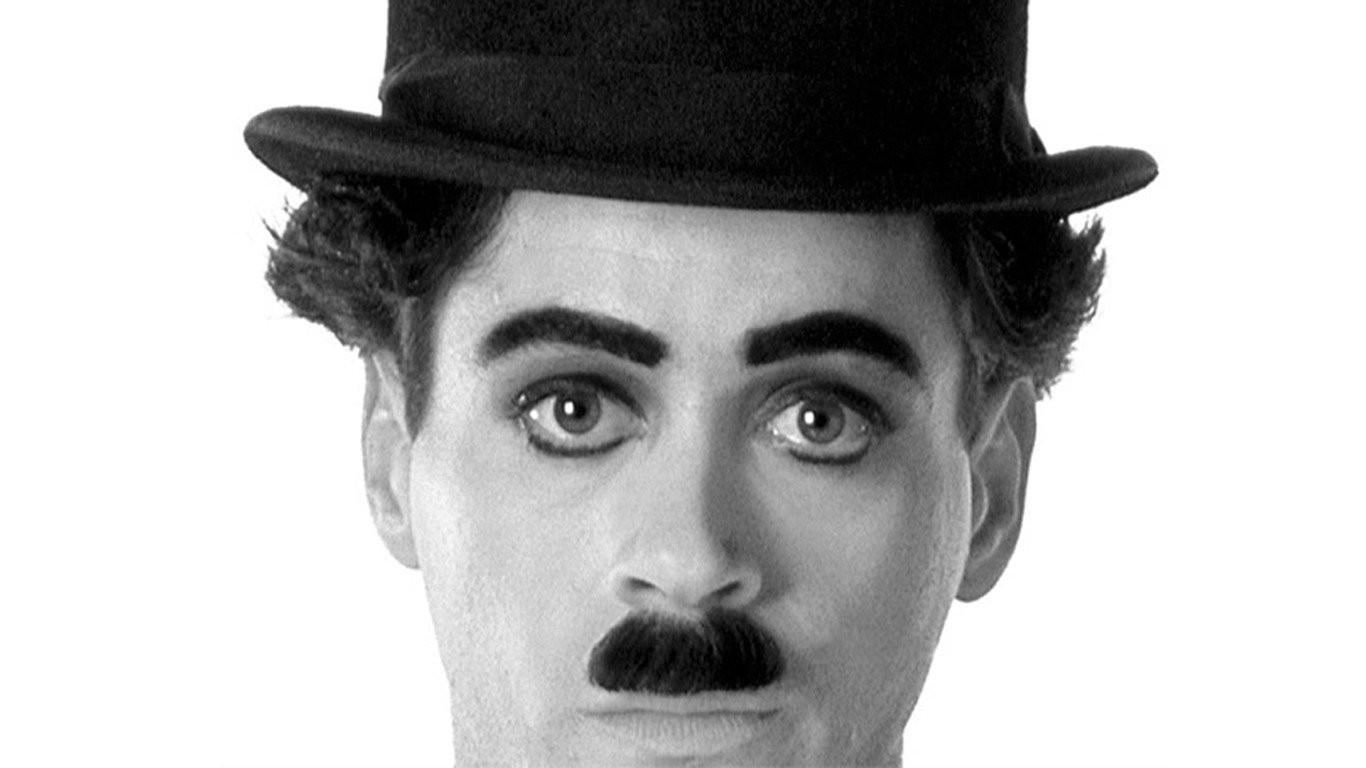 THE BLACK BIRD: Charles Chaplin