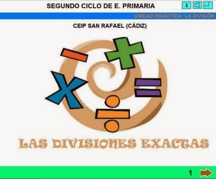 http://www.juntadeandalucia.es/averroes/ceip_san_rafael/DIVISIONES/DIVISIONES%20EXACTAS/divisiones%20exactas.html
