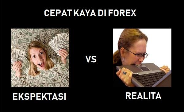 Ekspektasi 1 Trading Forex