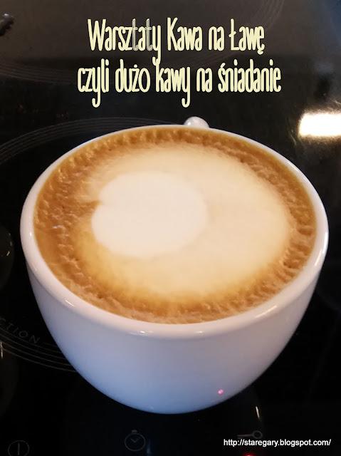 Warsztaty Kawa na Ławę czyli dużo kawy na śniadanie