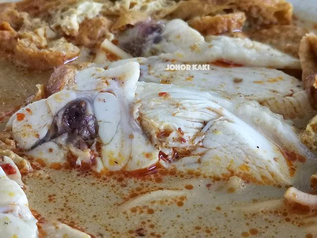 Hock Hai (Hong Lim) Curry Chicken Noodle @ Bedok Interchange Hawker Centre 福海(芳林) 咖喱鸡米粉面