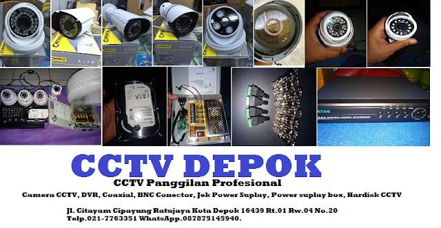 CCTV, CCTV Depok, CCTV Panggilan, CCTV Service, CCTV Profesional