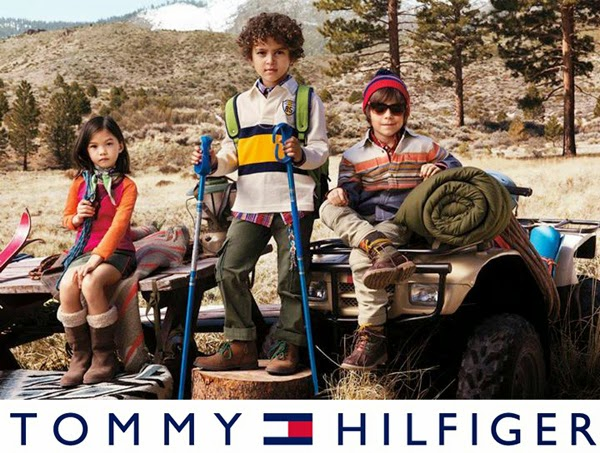 Tommy Hilfiger Kids - Cast Images - Troy Tinnirello
