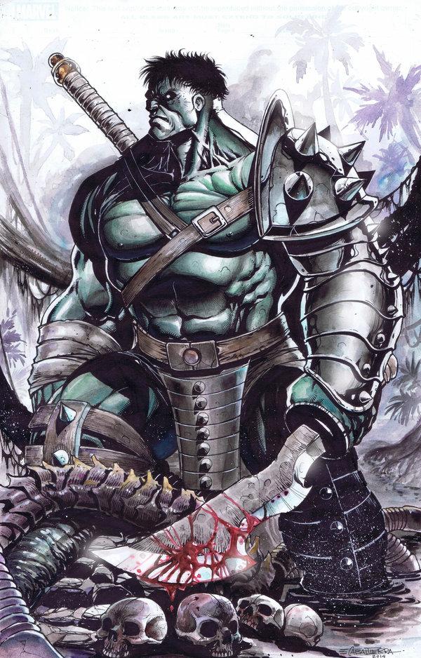 Planet Hulk 2010 - Hành Tinh Người Khổng Lồ [hd]