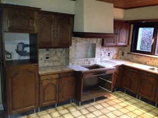 te renoveren keuken