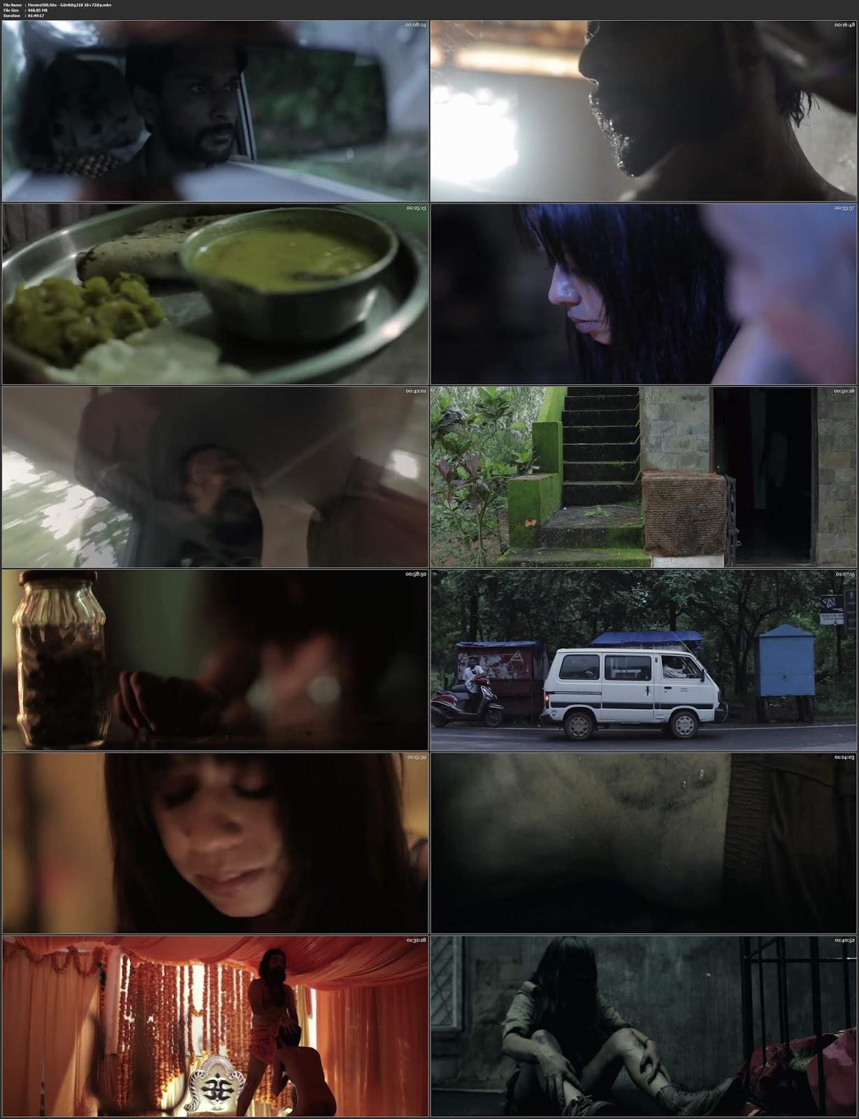 Garbage 2018 Hindi Full Movie WEBHD 720p 700MB ESubs